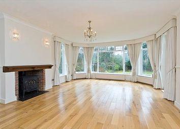 5 bed detached house to rent in Crossfield Place, Weybridge, Surrey KT13