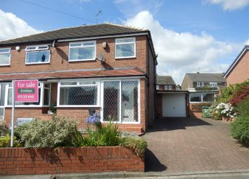 Thumbnail 3 bed semi-detached house for sale in Highfield Crescent, Woodlesford, Leeds