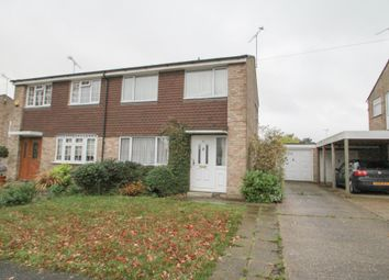 Thumbnail 3 bed semi-detached house to rent in Green Lane, Bagshot