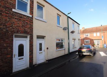 Thumbnail 3 bed terraced house for sale in Hartington Street, Loftus, Saltburn-By-The-Sea