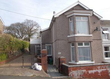 Thumbnail 3 bedroom semi-detached house for sale in 79 Alltygrug Road, Ystalyfera, Swansea.