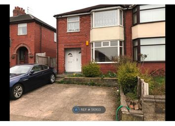 Thumbnail 1 bedroom flat to rent in Newcastle Road, Stoke-On-Trent
