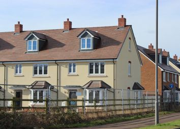 Thumbnail 4 bed semi-detached house to rent in Wirethorn Furlong, Haddenham, Aylesbury