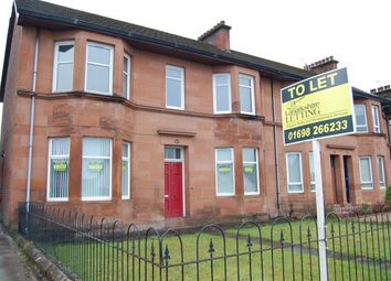 2 bed flat to rent in Hamilton Road, Motherwell ML1