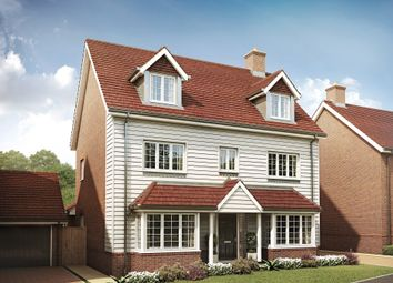 Thumbnail 5 bed detached house for sale in St Johns Way, Edenbridge, Kent