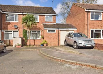 Thumbnail Semi-detached house for sale in Kiln Lane, Horley, Surrey