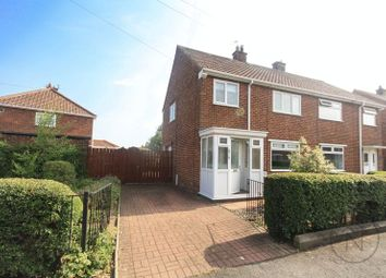 Thumbnail 3 bed semi-detached house for sale in Ashby Road, Billingham