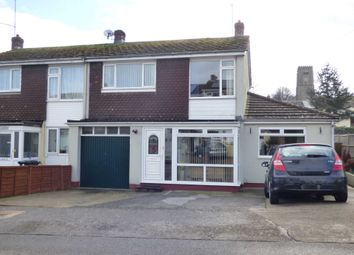 Thumbnail 4 bed semi-detached house for sale in Eden Park, Brixham