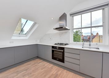 Thumbnail 1 bed flat to rent in Castlebar Road, London