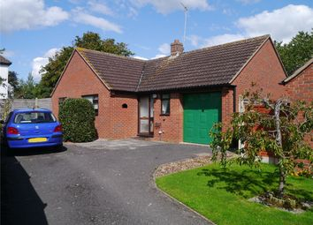 Thumbnail 2 bed detached bungalow for sale in Meadow Gardens, Hillend Road, Twyning, Tewkesbury, Gloucestershire
