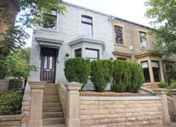 Thumbnail 4 bed end terrace house for sale in Bankside Lane, Bacup