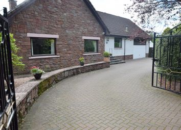 Thumbnail 4 bed detached house for sale in The Beeches, East Hill Road, Northmuir, Kirriemuir