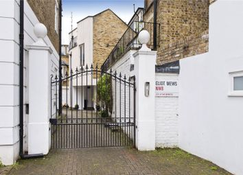 Thumbnail 4 bed mews house to rent in Eliot Mews, London
