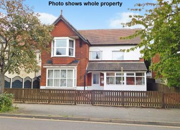 Thumbnail 3 bed flat for sale in Drummond Road, Skegness