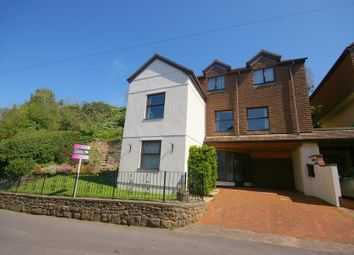 Thumbnail 4 bed detached house for sale in Doverhay, Porlock, Minehead