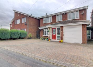 Thumbnail 3 bed detached house for sale in Vigo Terrace, Walsall Wood, Walsall