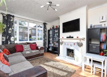 Thumbnail 3 bed end terrace house for sale in Abbotts Road, Mitcham, Surrey
