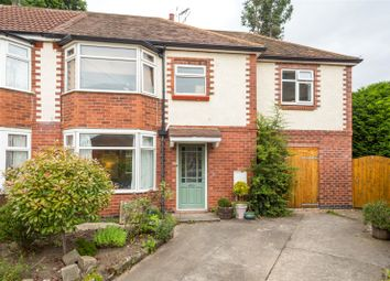 Thumbnail 4 bed semi-detached house for sale in White House Drive, York