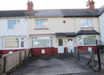 Thumbnail 2 bed terraced house for sale in Pengwern Road, Ely, Cardiff