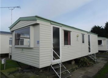 Thumbnail Mobile/park home for sale in South Beach Road, Heacham, King's Lynn
