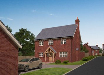 Thumbnail 4 bed detached house for sale in - The Drayton The Pastures, Tilstock, Whitchurch