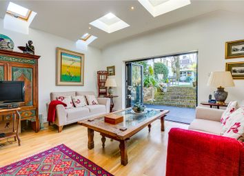 Thumbnail 4 bed semi-detached house for sale in Fawe Park Road, Putney, London