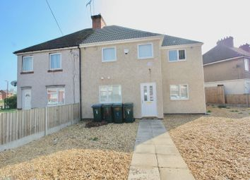 Thumbnail 6 bed semi-detached house for sale in Gerard Avenue, Canley, Coventry