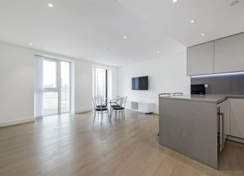 Thumbnail 2 bed flat to rent in Ariel House, 150 Vaughan Way, Wapping, London