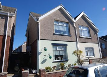 Thumbnail 3 bed semi-detached house for sale in Farm Street, Barrow-In-Furness, Cumbria
