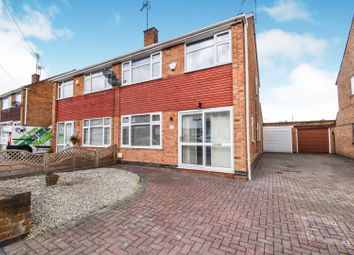 3 bed semi-detached house for sale in Mount Nod Way, Coventry CV5