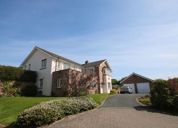 5 bed detached house for sale in Carrick Bay View, Ballagawne Road, Colby, Isle Of Man IM9