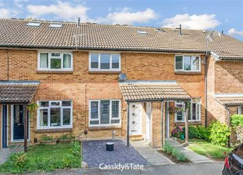 Thumbnail 2 bed terraced house to rent in The Leys, St Albans, Hertfordshire