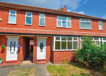 Thumbnail 3 bedroom terraced house for sale in Deganwy Grove, Stockport, Cheshire