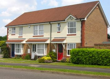 Thumbnail 2 bedroom end terrace house to rent in Alderminster Road, Solihull