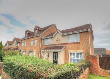 Thumbnail 3 bed end terrace house for sale in Nottingham Road, Spondon, Derby