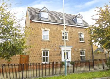 Thumbnail 5 bed detached house for sale in Queen Elizabeth Drive, Taw Hill, Swindon