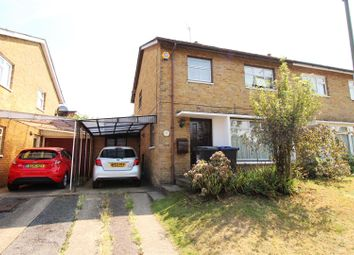 Thumbnail 4 bed semi-detached house for sale in Feather Dell, Hatfield