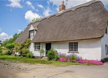 Thumbnail 3 bed cottage for sale in High Street, Little Shelford, Cambridge