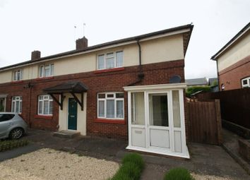 Thumbnail 2 bedroom semi-detached house to rent in Alice Templer Close, Barrack Road, Exeter