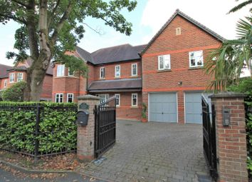 Thumbnail 4 bed detached house for sale in High Elm Road, Hale Barns, Altrincham