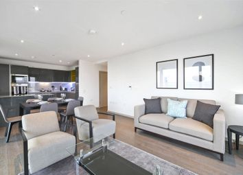 Thumbnail 3 bed flat to rent in Lantana Heights, Glasshouse Gardens, London