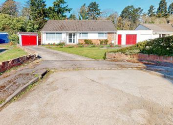 Byeways Close, Knowl Hill, Reading RG10. 4 bed detached bungalow for sale
