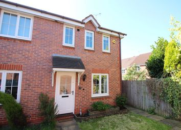 Thumbnail 3 bedroom end terrace house for sale in Patriot Close, Watnall, Nottingham