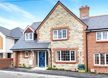 Thumbnail 3 bed end terrace house for sale in Farwell Crescent, Chickerell, Weymouth