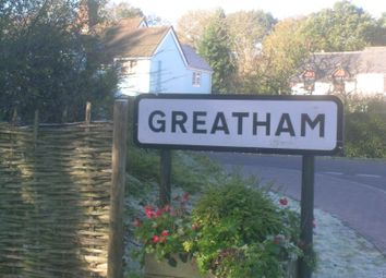 Thumbnail 4 bed detached house for sale in Wolfmere Lane, Greatham, Liss, Hampshire