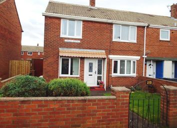Thumbnail 3 bed semi-detached house for sale in Copley Avenue, Whiteleas, South Shields, Tyne And Wear