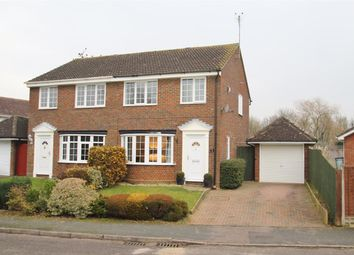 Thumbnail 3 bed semi-detached house to rent in Valley Road, Buckingham