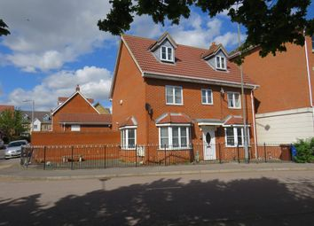 Thumbnail 5 bed detached house for sale in Mayflower Road, Chafford Hundred, Grays