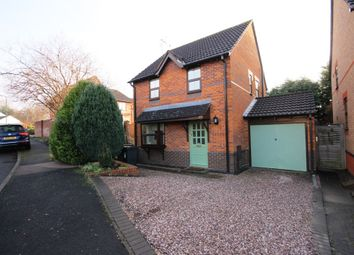 Thumbnail 3 bed detached house to rent in Meadow Road, Droitwich