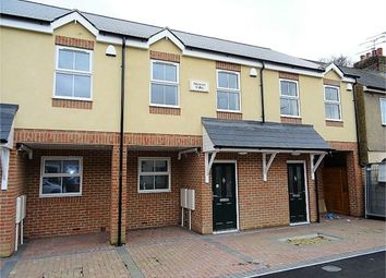 Thumbnail 3 bedroom terraced house for sale in Trinity Road, Gillingham, Kent